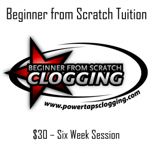 Beginner from Scratch:  6 Week Session